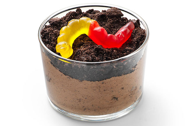 Jello Dirt Cake