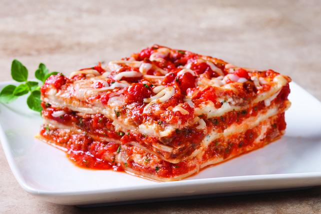 Holiday Lasagna Image 1