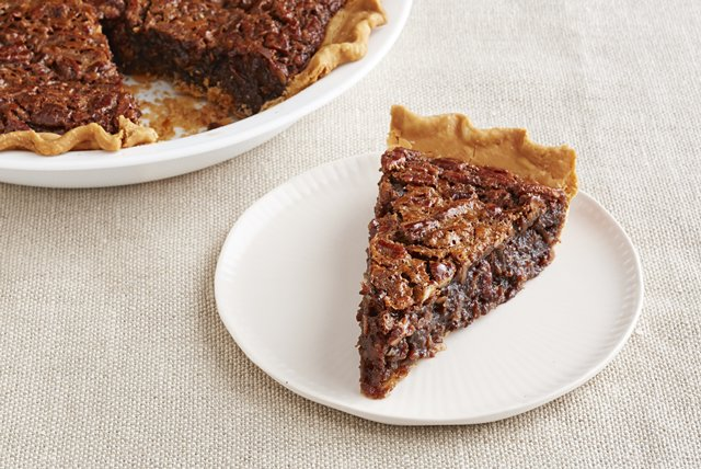 Chocolate-Coconut Pecan Pie Image 1