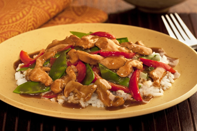 Chicken Teriyaki Stir-Fry Image 1