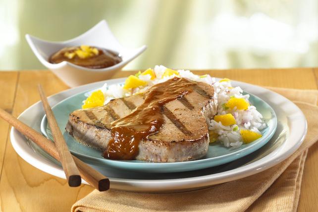 Easy Asian-Style Mango Sauce Image 1