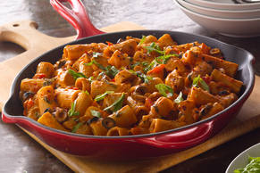 Easy Chicken Rigatoni