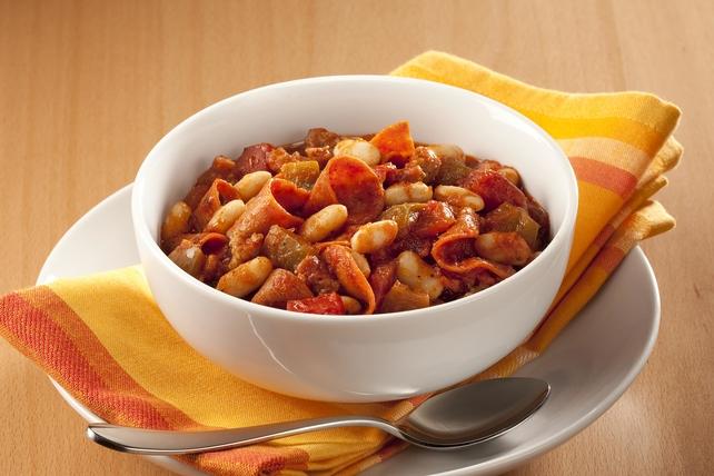 Chili Italiano with Sausage Image 1