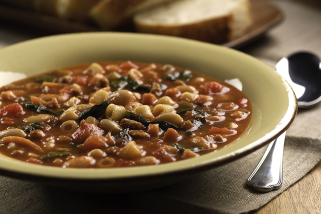 Tuscan-Style Italian Bean Soup Image 1
