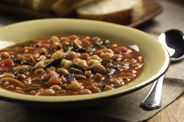 Tuscan-Style Italian Bean Soup Image 1