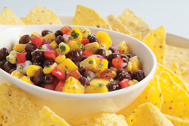 Black Bean and Mango Salsa Image 1