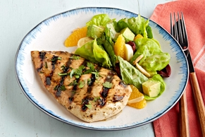 Southwest-Style Chicken Breasts