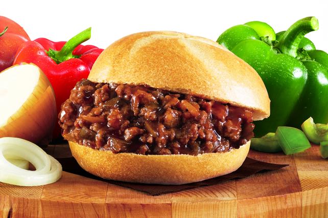 Sandwichs Sloppy Joe classiques Image 1