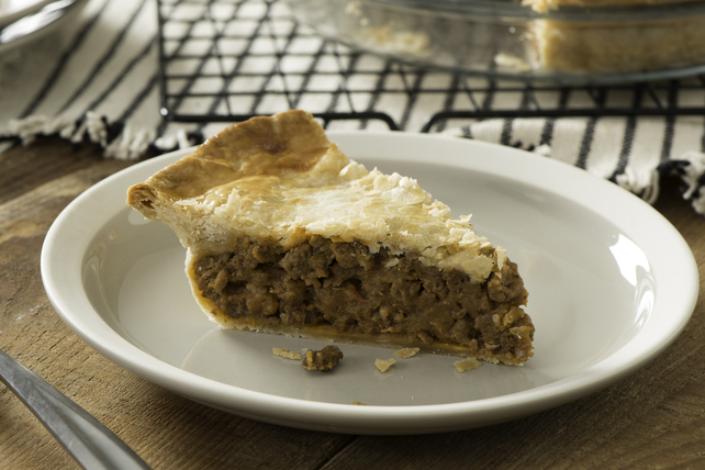 Classic Savoury Tourtiere Image 1
