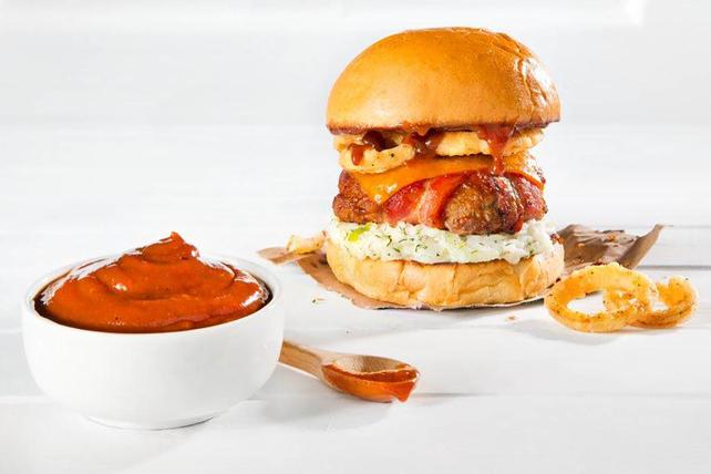 HEINZ Burger Glaze