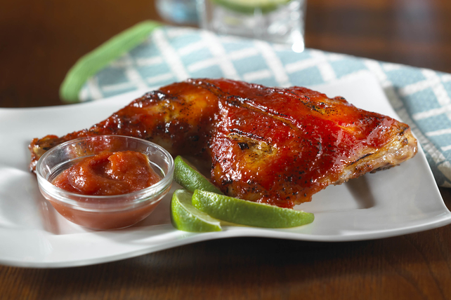 Honey-Apple BBQ Sauce