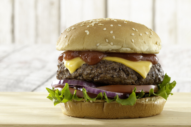 HEINZ Inside-Out Burger Image 1