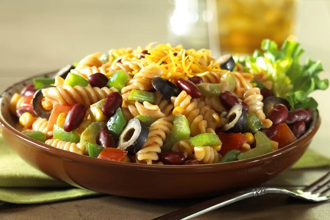 Southwestern-Style Pasta Salad