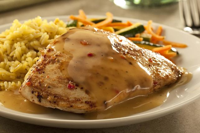 Italian-Style Chicken Dinner Image 1