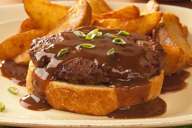Smokehouse Beef Patties Image 1