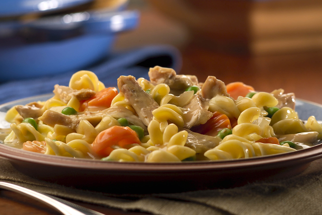 One-Dish Turkey & Noodles Image 1