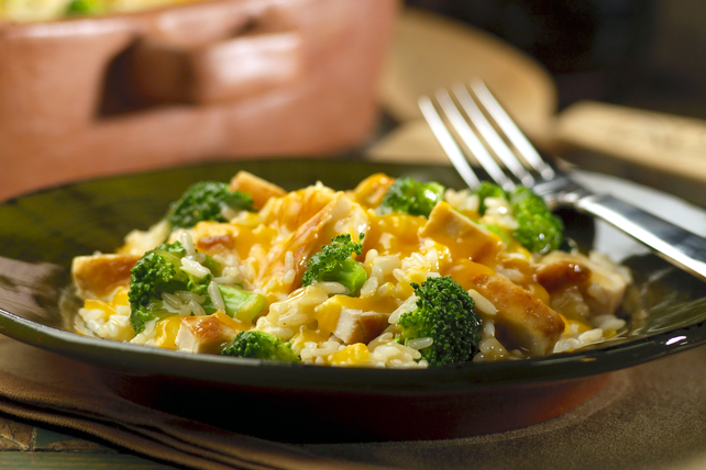 Chicken & Rice Casserole Image 1