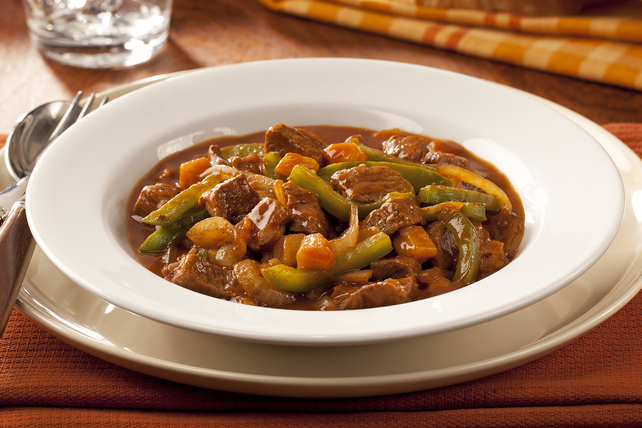 Easy Beef Goulash Image 1