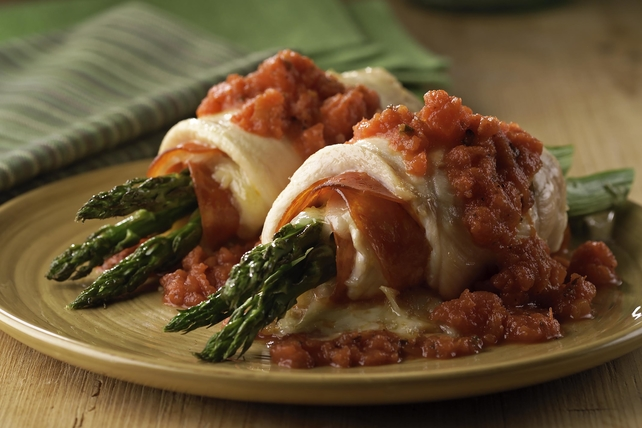 Chicken Rollatini Image 1