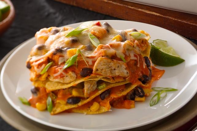 Chicken Enchilada Lasagna Image 1