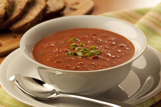 Southwest Creamy Tomato Soup Image 1