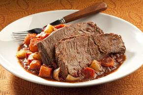 Slow-Cooker Zesty Italian Pot Roast