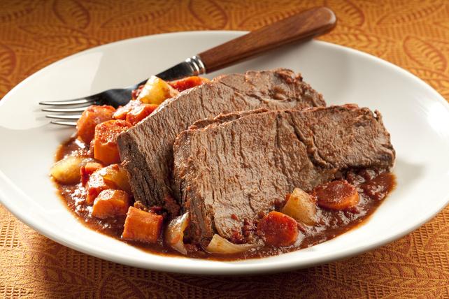 Slow-Cooker Zesty Italian Pot Roast Image 1