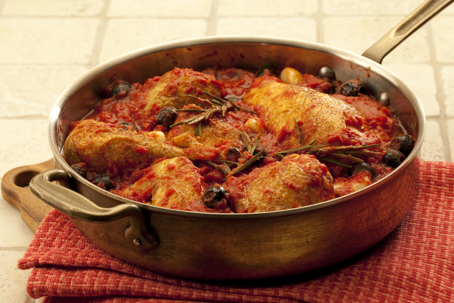 Simple Chicken Cacciatore Image 1