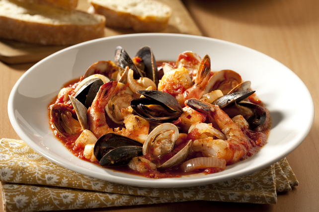 Seafood Lovers' Cioppino Recipe Image 1