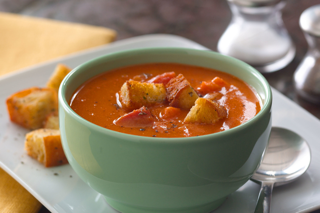Tomato-Cheese Bisque