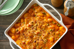 Four-Cheese Gnocchi Bake