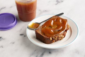 CERTO Spiced Pumpkin Freezer Spread