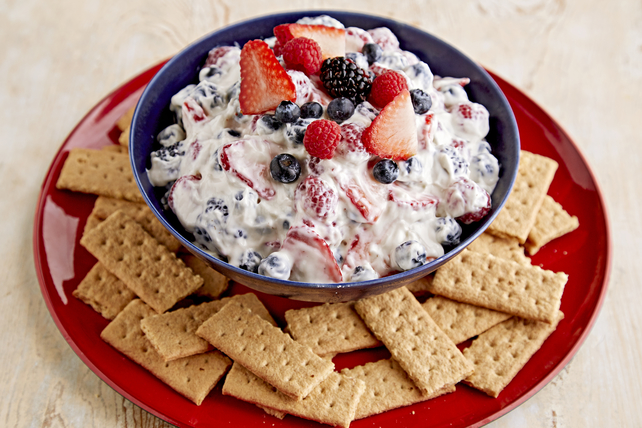 Berry Cheesecake Salad Image 1