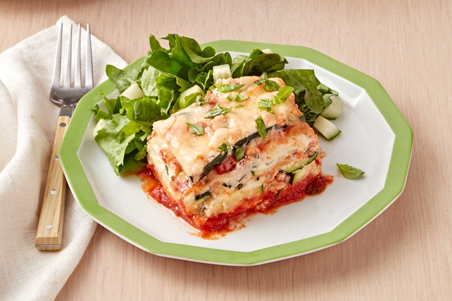 Slow-Cooker Zucchini Lasagna Image 1