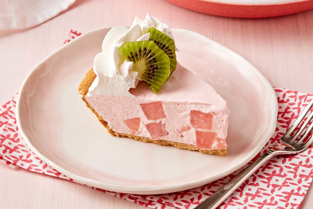 Frozen Watermelon Pie Image 1