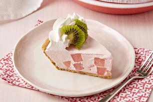 Frozen Watermelon Pie