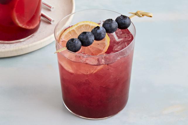 Shrub aux bleuets et à la limonade Image 1