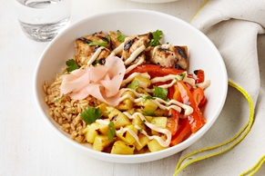 Grilled Tuna Rice Bowl Image 2