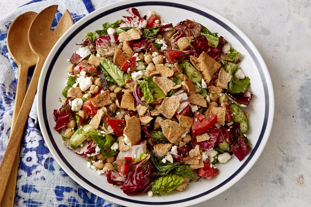 Grilled Greek Salad Image 1