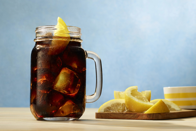 GEVALIA Cold Brew Rise & Shine Lemon Iced Coffee Image 1