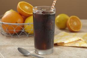 GEVALIA Cold Brew Sparkling Orange Iced Coffee