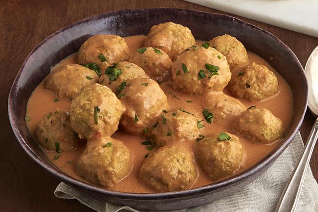 Boulettes de viande au poulet tikka masala Image 1