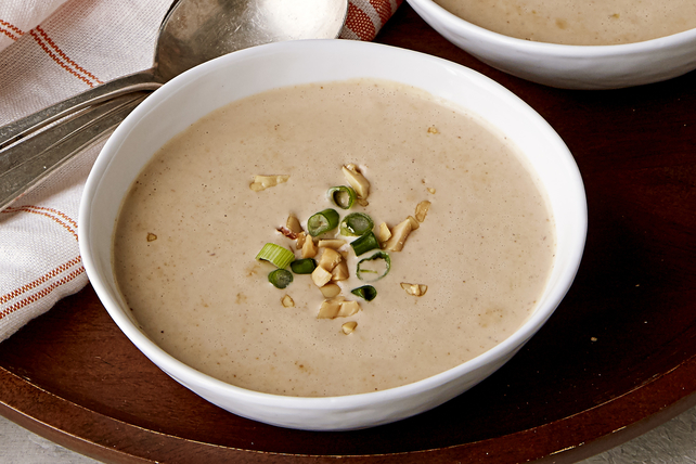 Creamy Peanut Soup Image 1