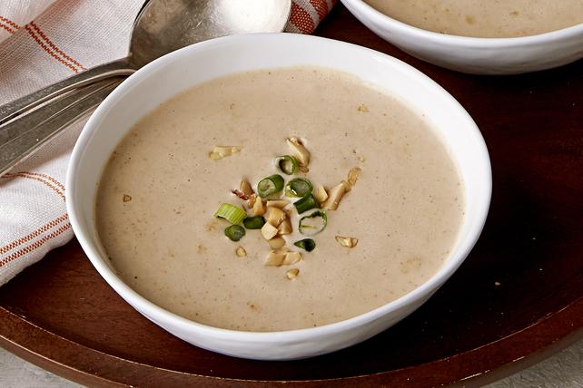 Soupe crémeuse aux arachides Image 1