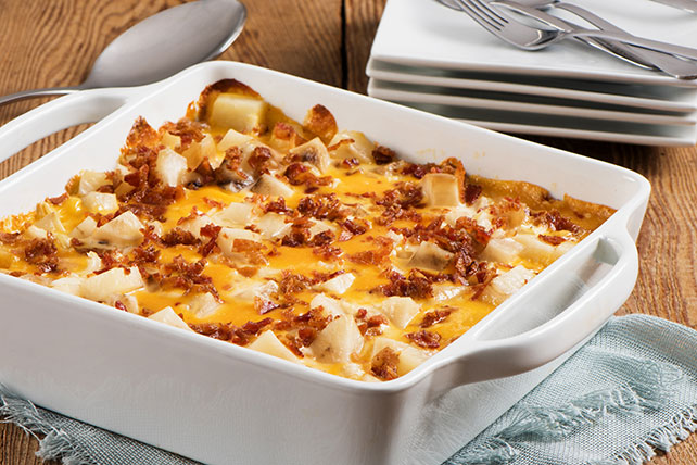 Easy Cheesy Potatoes Image 1
