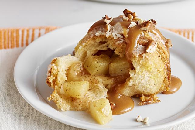 Bombes au caramel et aux pommes Image 1