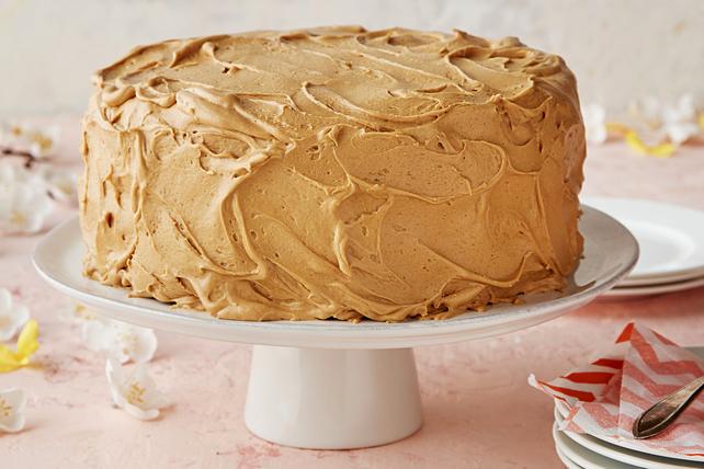 Caramel Cake Recipe Image 1