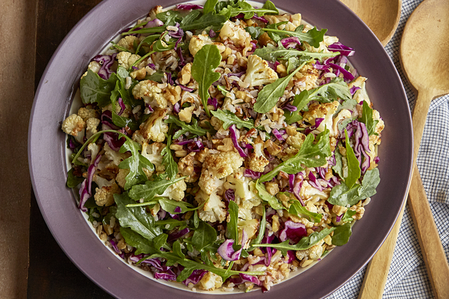 Roasted Cauliflower Salad Image 1