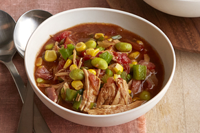 Slow-Cooker Brunswick Stew
