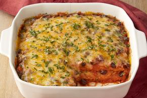Taquito Lasagna Bake